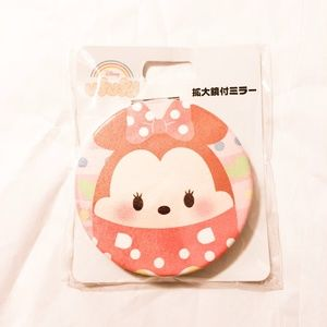 Disney Ufufy Mickey & Minnie Compact Mirror